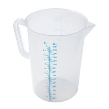 Мерный стакан, пластик, 0,5 л Stalgast (Польша) 506053