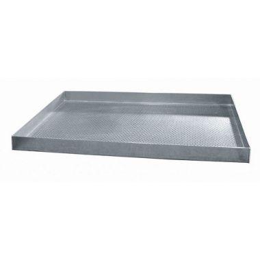 Противень алюминиевый перфорированный 60х80х2 Bassanina